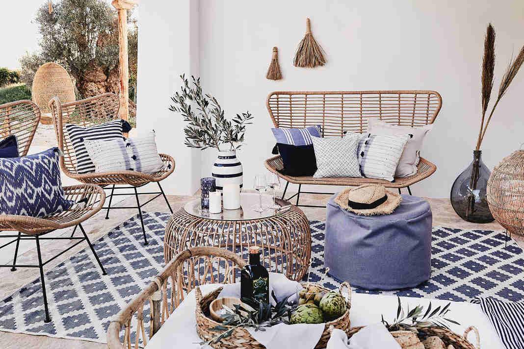 Rattan-Gartenmoebel als Klassiker - Gartenmoebel Trends 2020 - WestwingNow