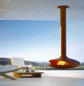 Terrassentrend 2020: Feuerstelle