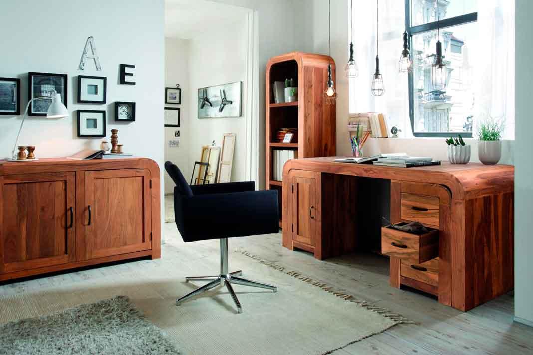 Home Office Holzmöbel
