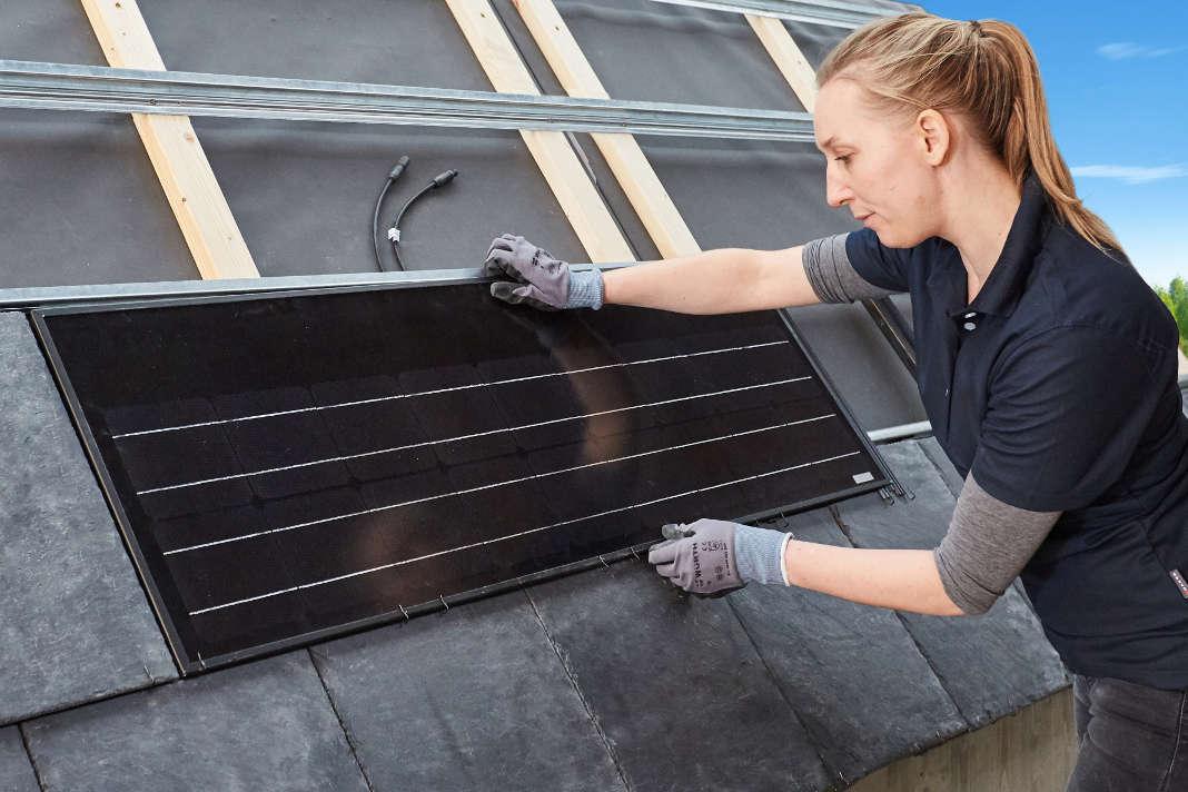 Rathscheck Schiefersystem für Dach und Fassaden