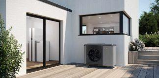 Waermepumpe und Wohnraumlueftung - energieeffizientes Komplettsystem