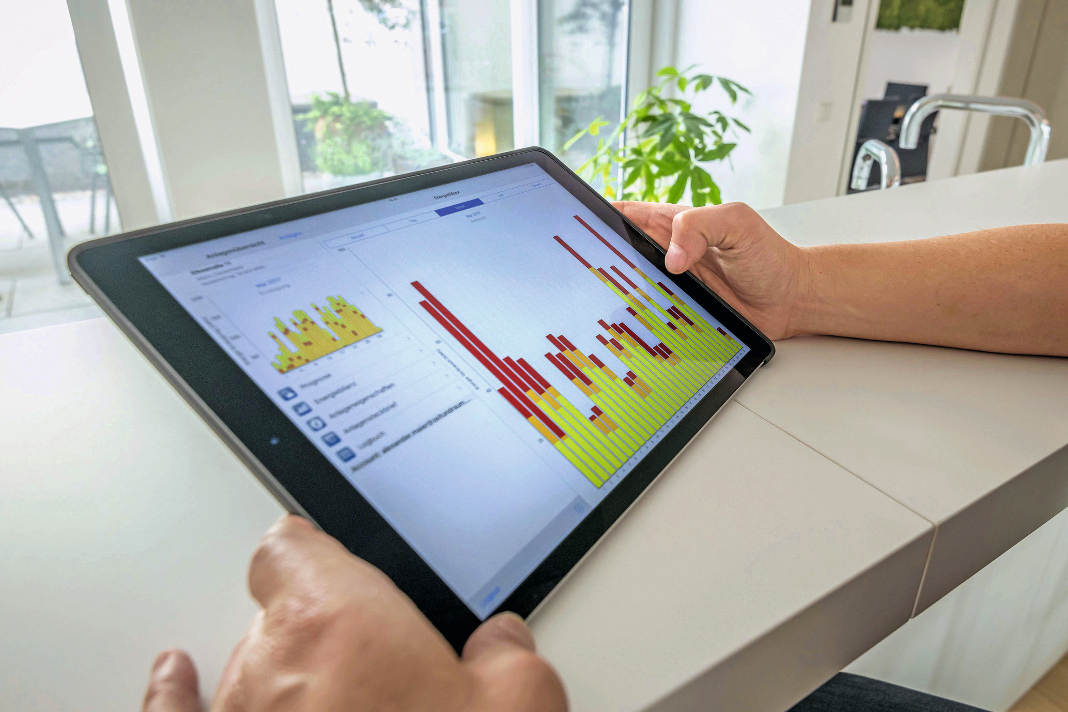 Intelligentes Energiemanagement-System - Panasonic