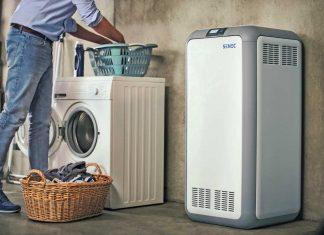 Sauberer Oekostrom durch Photovoltaikanlagen - Ein Stromspeichersystem Senec.Home
