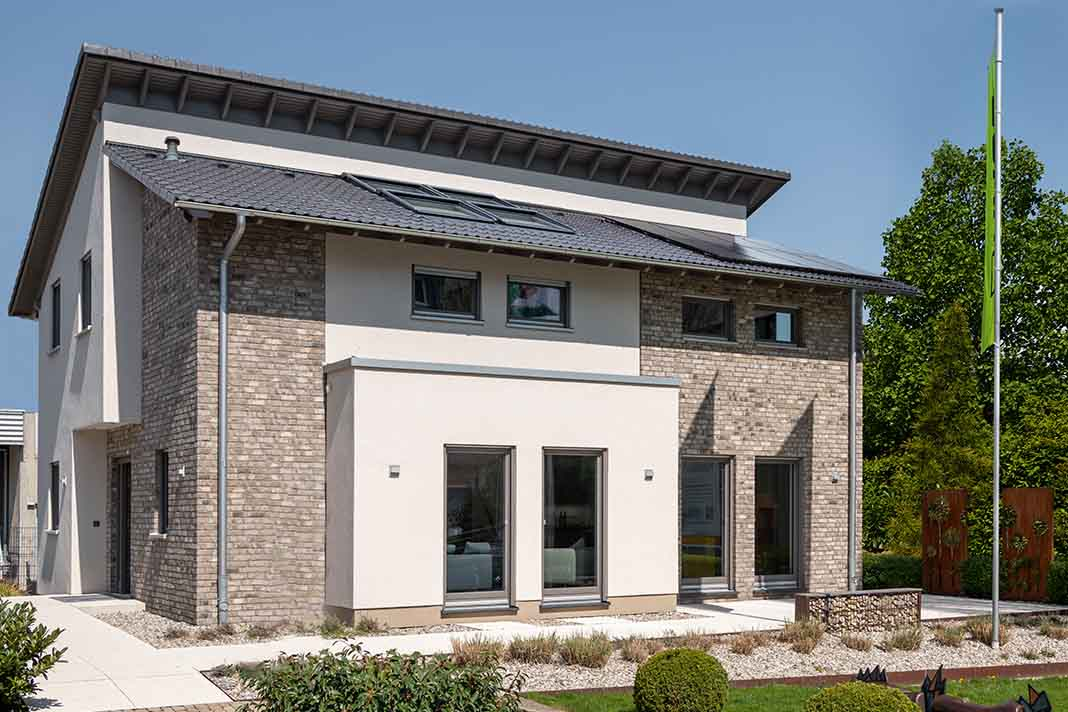 Einfamilienhaus im Musterhauspark Fellbach