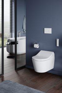 Dusch-WC für die moderne Körperreinigung