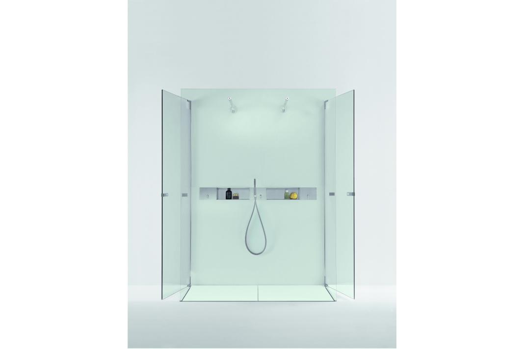 Personalisierbare moderne Dusche von Agape