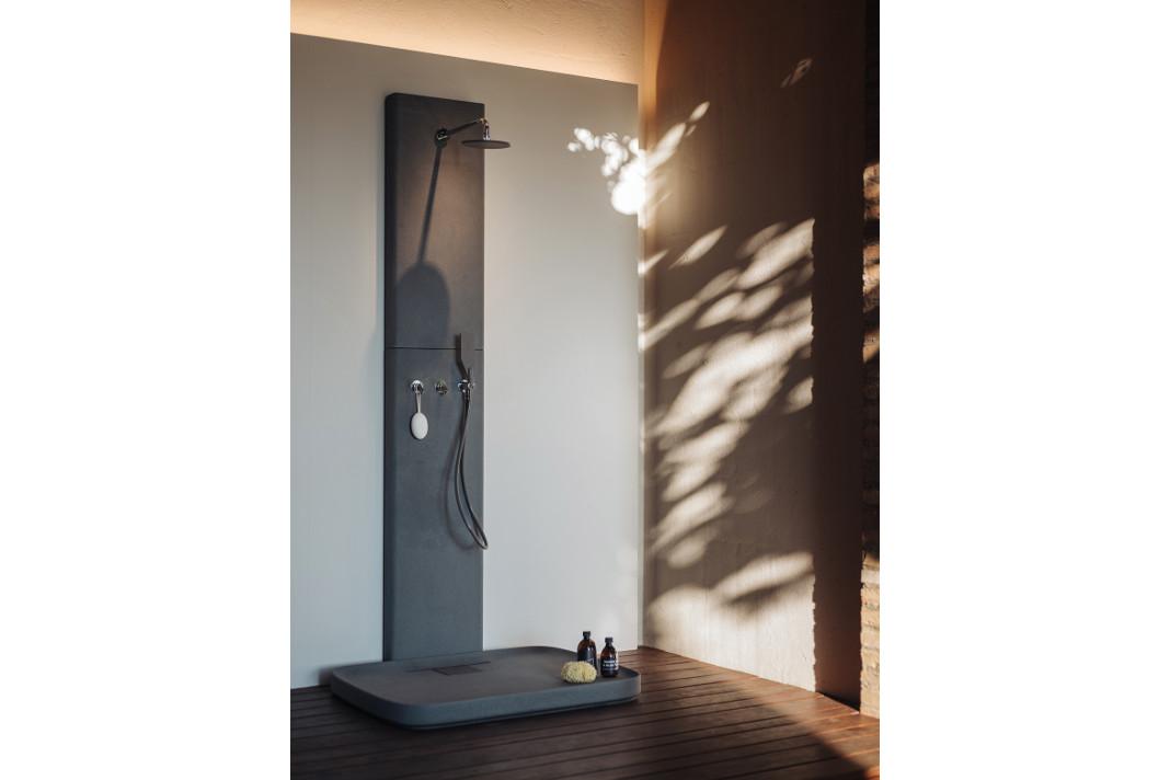 Dusche Petra klassische, moderne Dusche - Agape