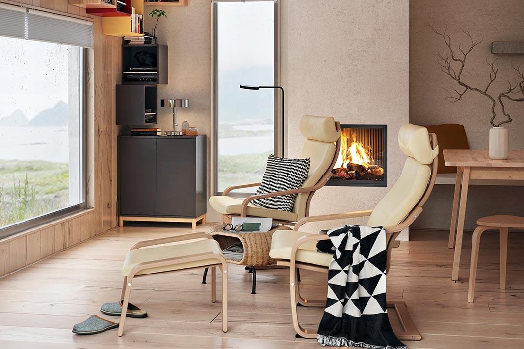 Hygge Wohnzimmer Ikea