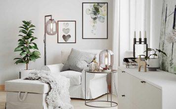 Hygge Wohnzimmer