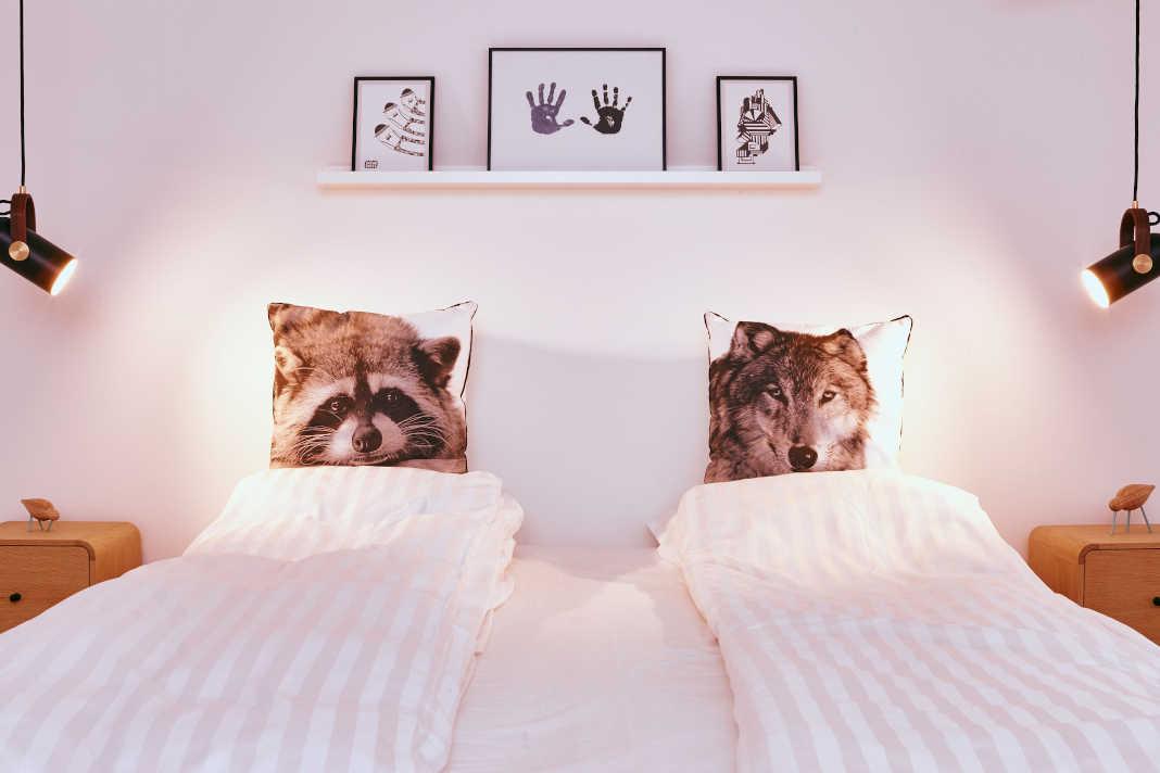 Pendelleuchten als Schlafzimmerbeleuchtung