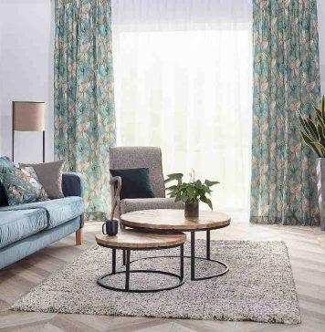 herbstliche Farbkombinationen für die Dekoration Zuhause
