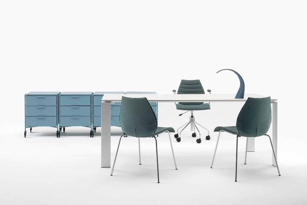Home Office Moebel für zuhause oder fuers Buero - Kartell
