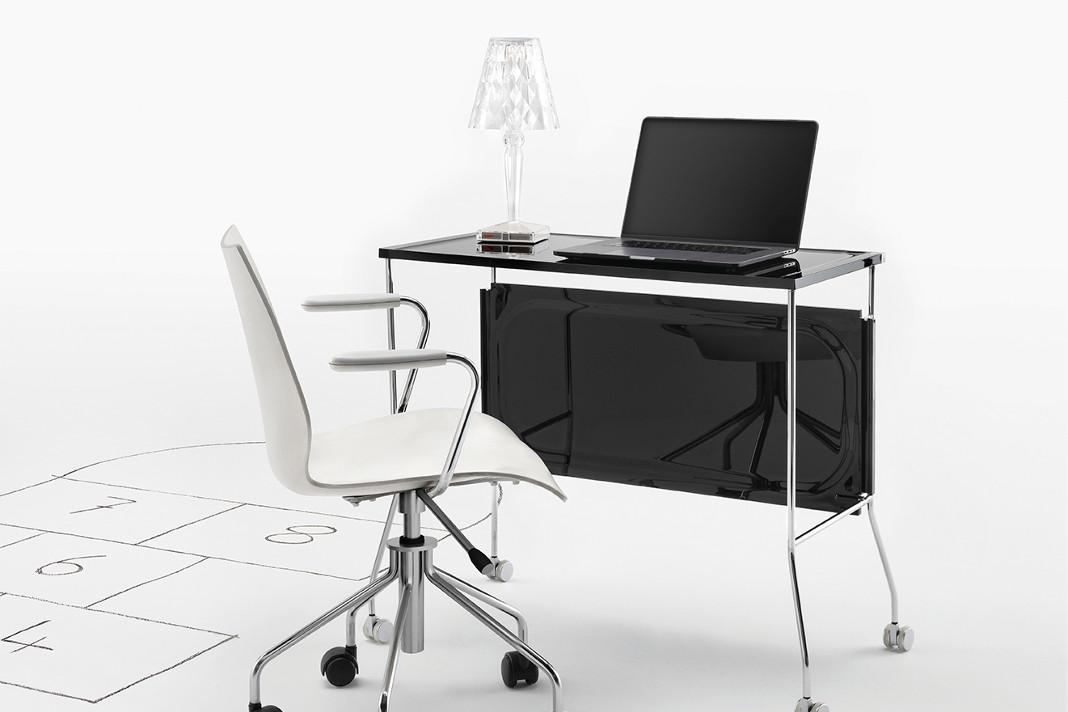 Home Office Moebel - Stuehle der Produktreihe Maui - Kartell