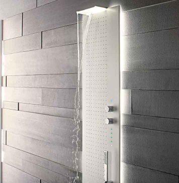 Designer-Dusche Fantini von Aquapura