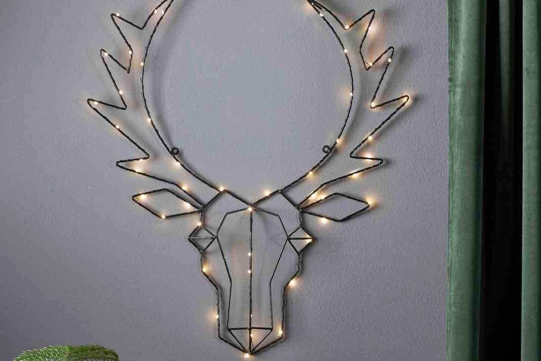Rentier Lampe