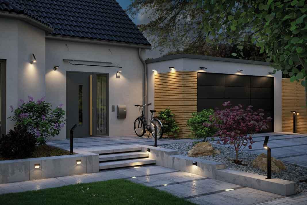 Beleuchtung Außenbereich