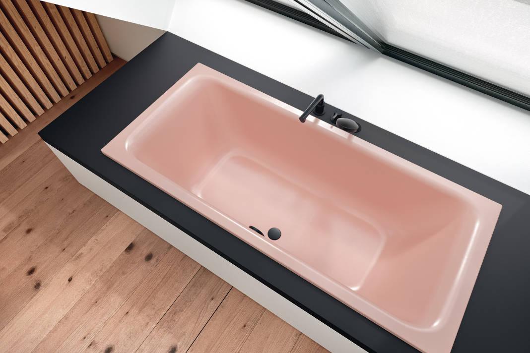 Einbaubadewanne BetteSelect Duo in zahlreichen Sanitaerfarben und Effektfarben - Bette