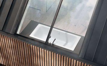 Einbaubadewanne BetteSelect Duo in zurueckhaltendem Design - Bette