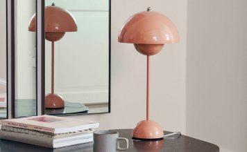 Zeitlose Design Lampen - Tischleuchte FlowerPot - Lampenwelt