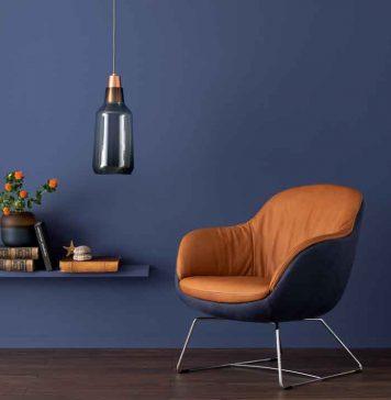 Schöner Wohnen Designfarben Tiefseeblau