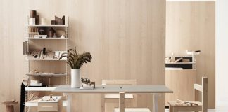 Funktionales Home Office - String Furniture