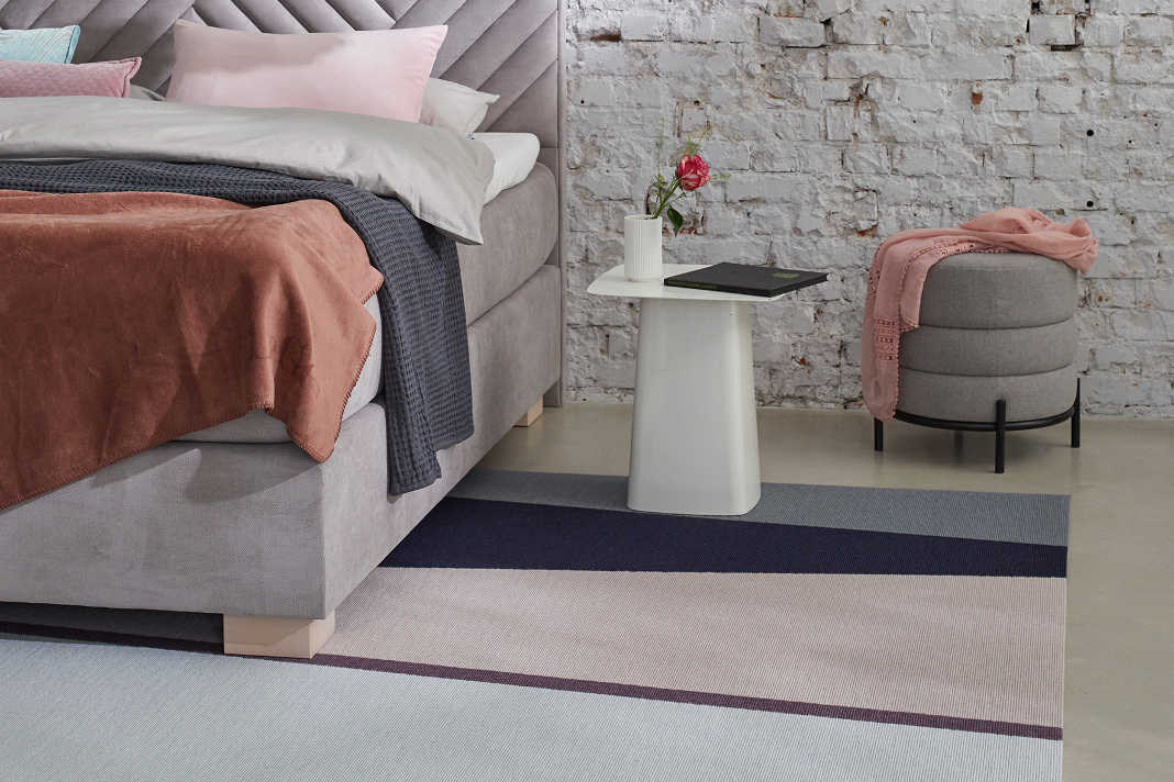 Teppich fuers Wohnzimmer und Co. - Interart 350 - Tretford