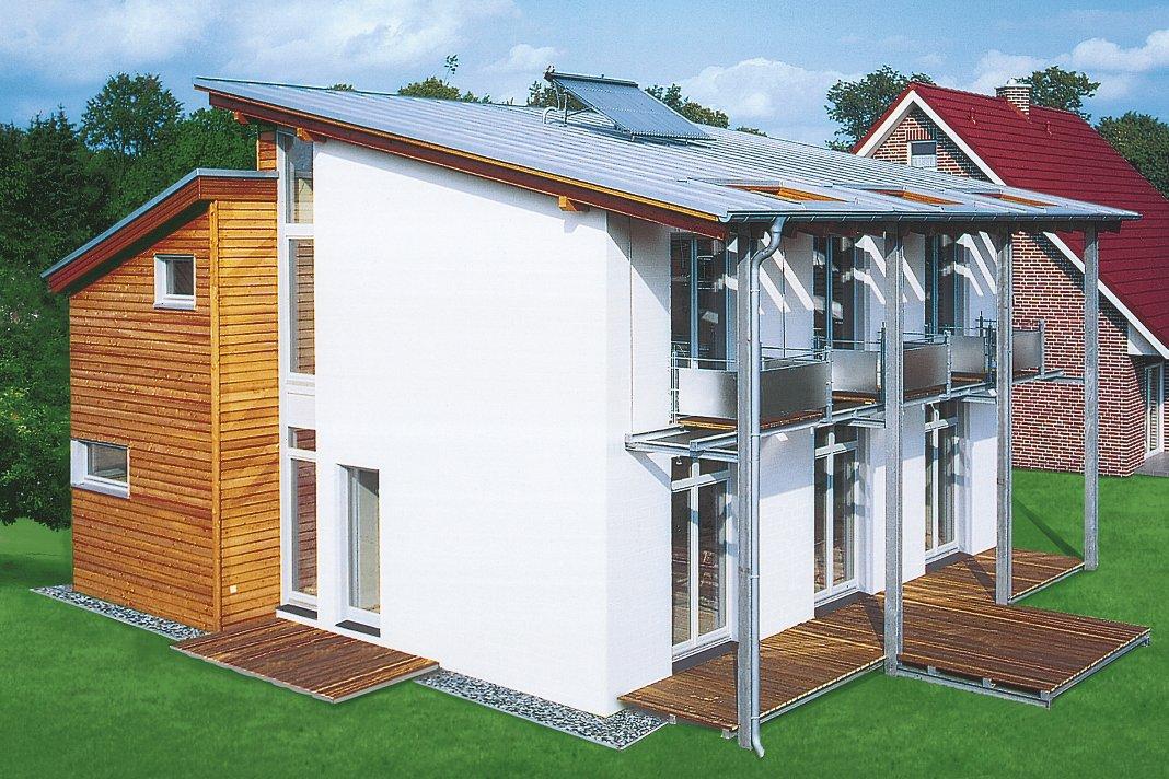 Gussek Haus nachhaltig Energiesparhaus Futura