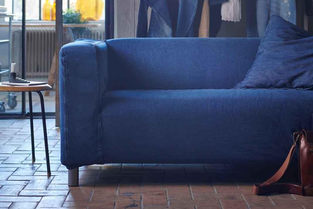 Denim Sofabezug