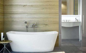 frei stehende Badewanne Trivento von Victoria+Albert